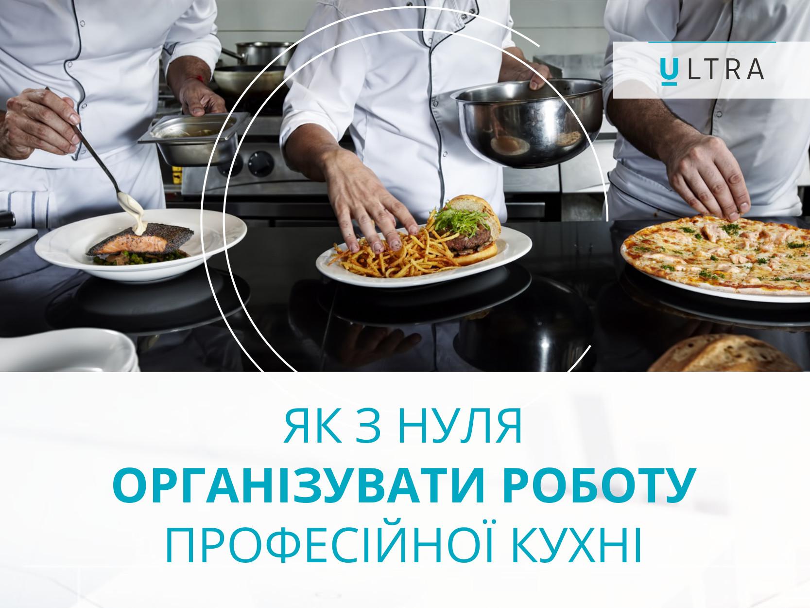 автоматизація кухні