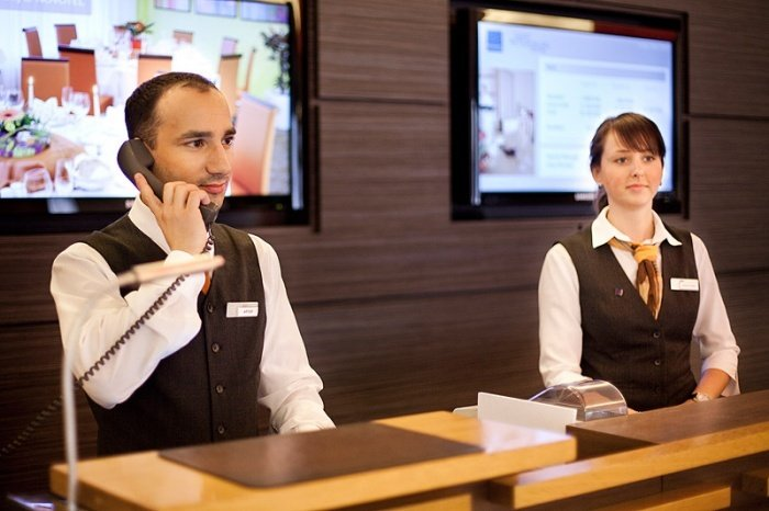 автоматизация работы отеля